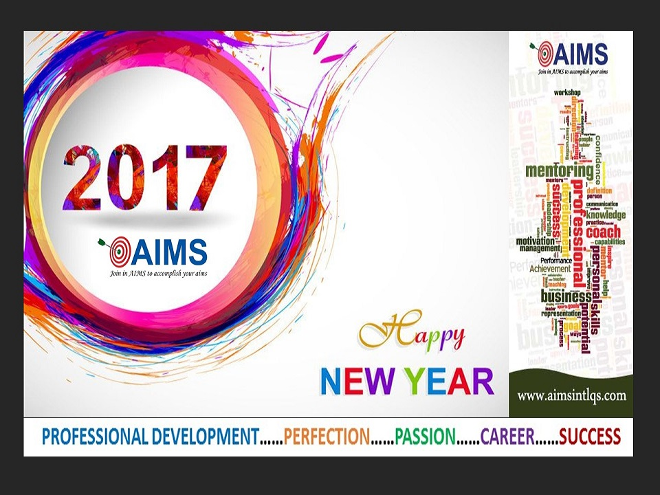 AIMS - Join in AIMS to Accomplish your aim